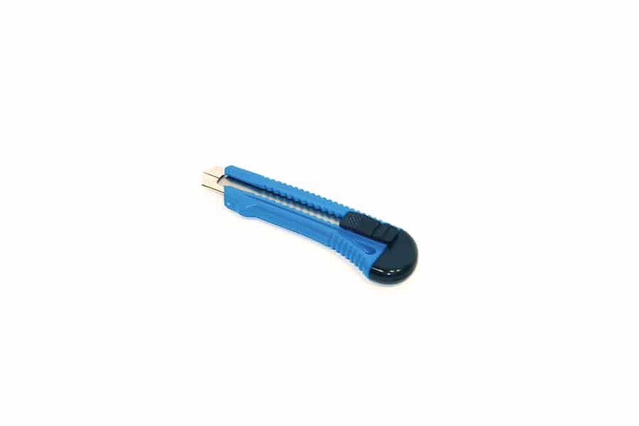 Cuttermesser - Klinge aus Metall