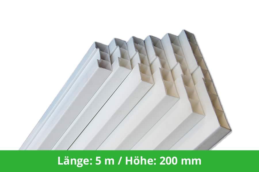 Syflex® Schalbohle - 5m x 200mm